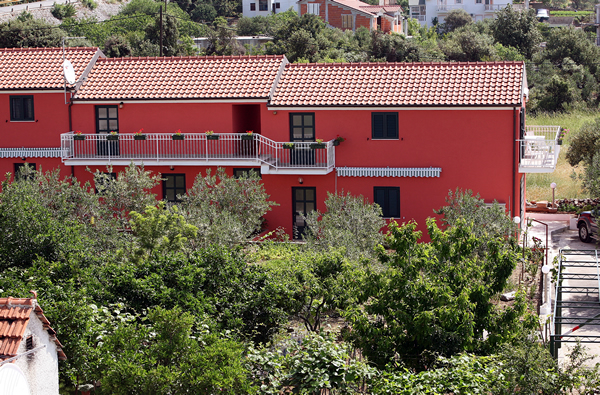 Villa rustica dalmatia depadance for Villas rusticas